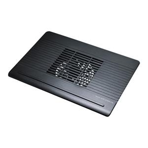 ノートパソコン用クーラー(3段階スタンド機能付き・冷却・.12インチワイド~15.6インチワイド対応)