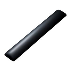 キーボード用リストレスト(レザー調素材・幅45cm・ブラック)