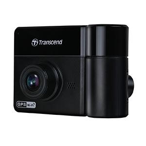 Transcendドライブレコーダー(microSD64GB付属・バッテリー内蔵・吸盤固定仕様・DrivePro550B・TS-DP550B-64G)