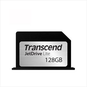 Transcend MacBook Pro専用ストレージ拡張カード 128GB TS128GJDL330 JetDrive Lite 330