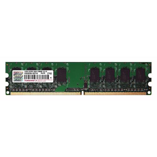Transcend 増設メモリ 1GB DDR2-800 PC2-6400 DIMM TS128MLQ64V8U