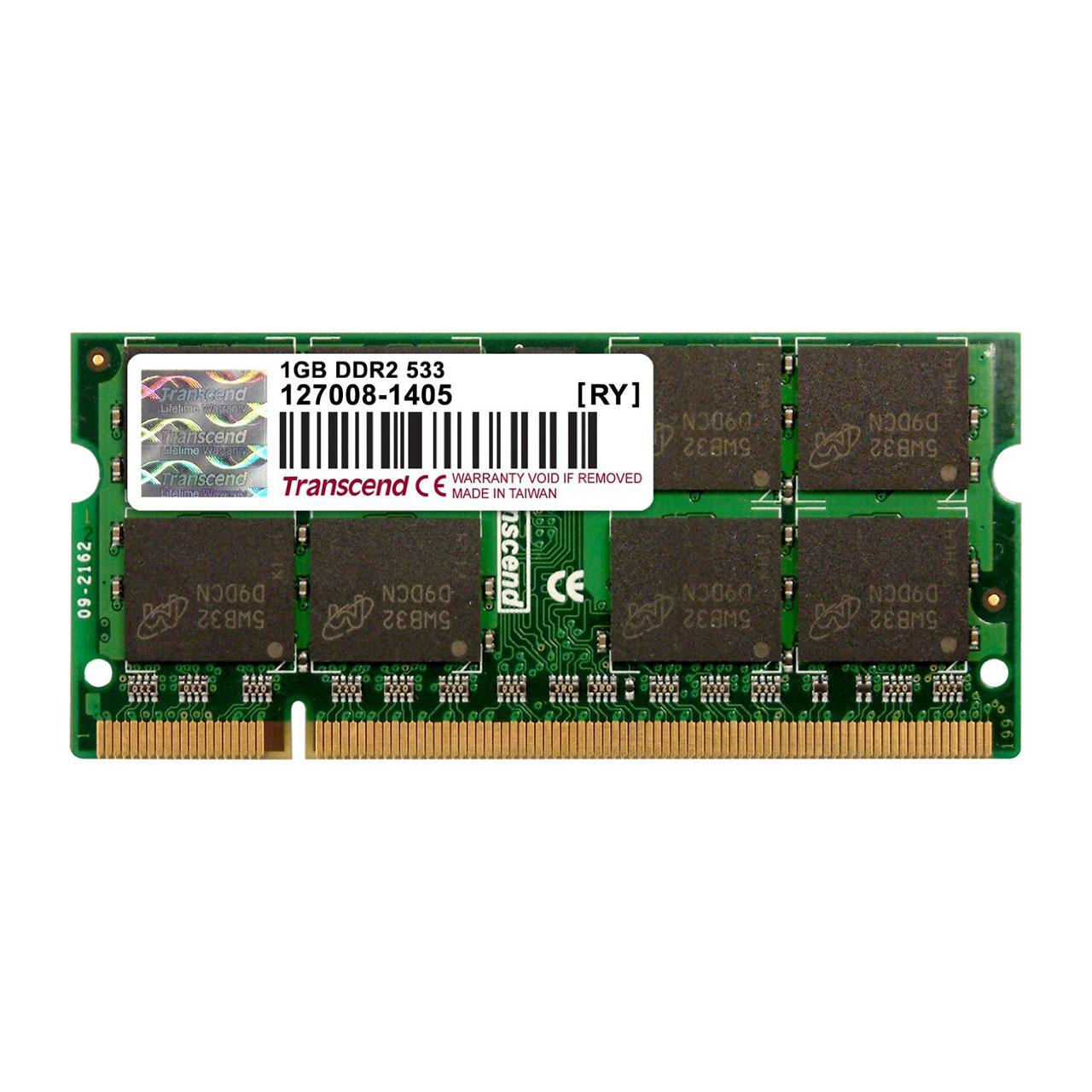 1GB DDR2-533 18663FU RAM Memory Upgrade for The IBM ThinkPad X40 Series X41 PC2-4200