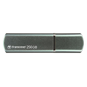 Transcend USBメモリ 256GB USB3.2(Gen1) JetFlash 910 TS256GJF910