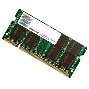 2GB Memory for NotePC/SO-DIMM DDR2-667
