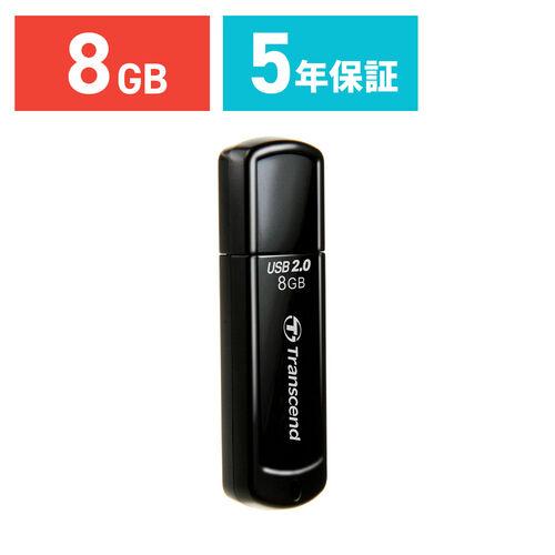 Transcend USBメモリ 8GB JetFlash 350 TS8GJF350