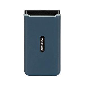 Transcend USB3.1 Gen2  コンパクトSSD 耐衝撃  960GB TS960GESD350C