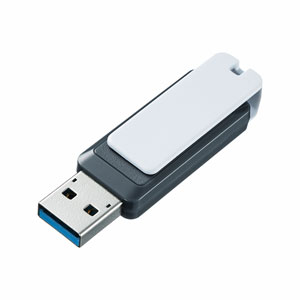 USBメモリ(USB3.1Gen1・64GB・スイングキャップ)