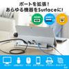 【わけあり在庫処分】USBハブ(Surface・LAN・HDMIポート)