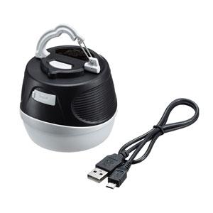 小型USB充電式LEDランタン