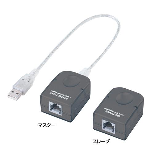 USB1.1エクステンダー(40m延長・LAN経由)