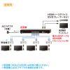HDMI分配器(エクステンダー・送信機・4分配)