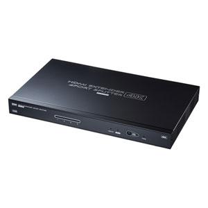 HDMIエクステンダー(最長70m・4分配・送信機・HDCP1.4/4K/1080p対応)