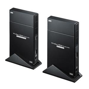 ワイヤレスHDMIエクステンダー(据え置きタイプ・セットモデル)