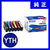 YTH-6CL エプソン インクカートリッジ 6色セット